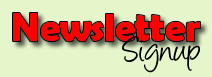 Newsletter Signup for Specials